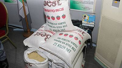 Plastic Rice NAFDAC denies existence, says 'Best Tomato' rice is contaminated