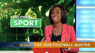 Best Football quotes of 2016, Serena Williams engaged [Sports on TMC]