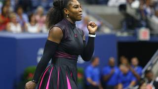 Serena Williams va épouser un magnat d'internet Alexis Ohanian