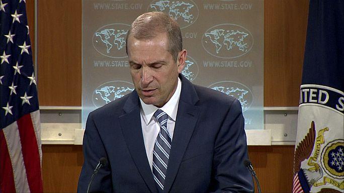 USA überrascht nach Theresa Mays Kritik von Kerry-Rede zum Nahostkonflikt