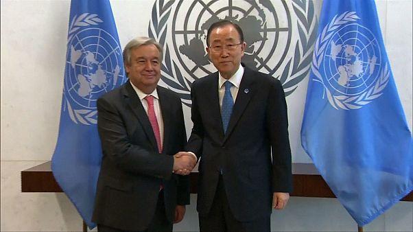 Yeni BM Genel Sekreteri Guterres'i büyük sorumluluklar bekliyor