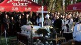 Tuerie de Berlin : les funérailles du chauffeur polonais assassiné