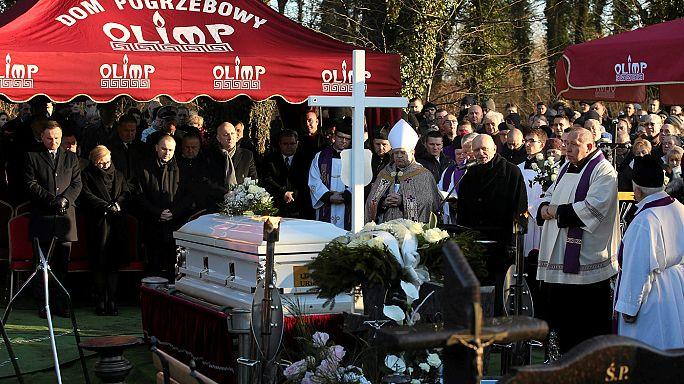 Camionista polaco morto por Anis Amri foi a enterrar