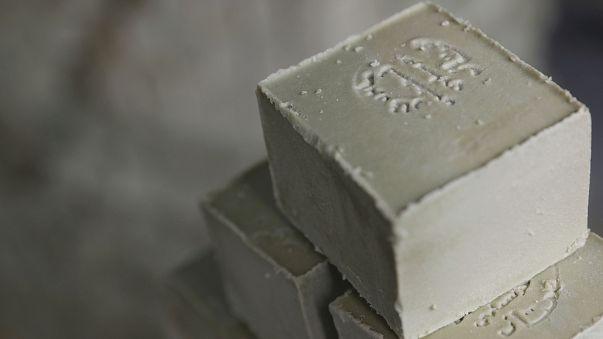 Halep'in meşhur sabunları artık Paris'te üretiliyor