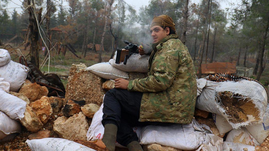 Syrie : la trêve tient bon malgré des combats sporadiques
