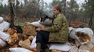 Tűzszünet helyi harcokkal Szíriában
