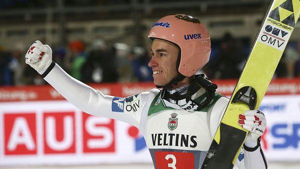 Salto con gli sci: Kraft trionfa a Oberstdorf, prima prova dei Quattro Trampolini