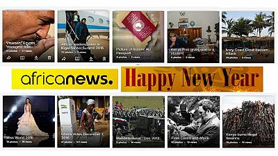2016 Review: [Top 10 photo albums] AU, Miss World, Castro & Madiba, 'Pharoah' et. al.