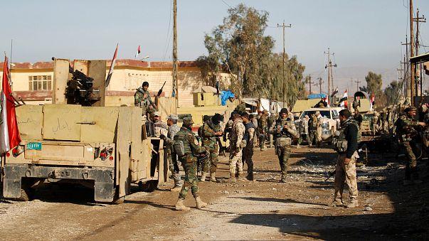 Иракские военные продвинулись в восточных кварталах Мосула