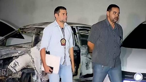 Greek ambassador death: Brazilian policeman admits to murdering 'his lover's husband'