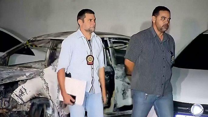 Un policía de Río de Janeiro confiesa haber matado al embajador de Grecia en Brasil