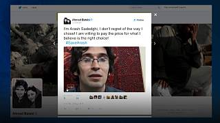 #SaveArash: Hunger strike by Iran activist tops Twitter trending