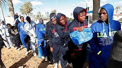 Mali sends back migrants deported by France