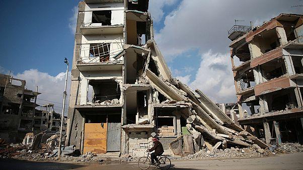 Syriens Rebellen drohen mit Aufkündigung des Waffenstillstandes