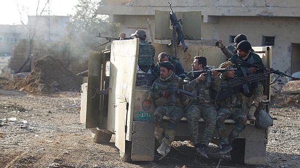 Iraq, prosegue la battaglia per liberare Mosul