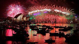 Le monde fête 2017 sous très haute sécurité