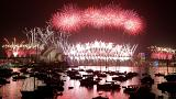 New Year's fireworks see in 2017, from Auckland to Pyongyang