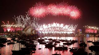 Австралия, Океания и Азия первыми встретили новый 2017 год