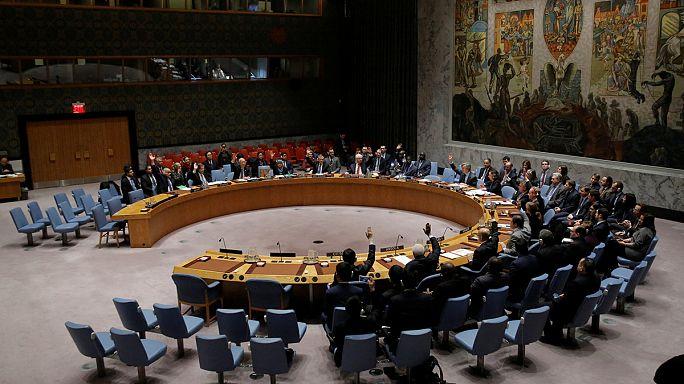 Совбез принял российскую резолюцию по Сирии