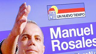 Governo venezuelano liberta Manuel Rosales e prolonga a vigência das notas de 100 bolivares