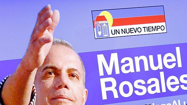 """Venezuela: liberado el excandidato presidencial Manuel Rosales y otros seis """"presos políticos"""""""
