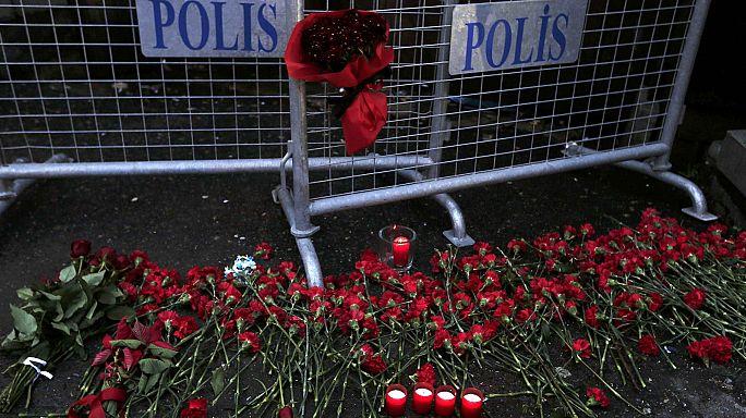 Turkey steps up manhunt for nightclub gunman who killed dozens