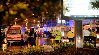 Istanbul nightclub attack carried out by lone gunman - Interior Minister