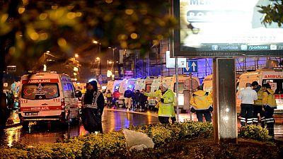 Une fusillade dans une boîte de nuit à Istanbul fait au moins 39 morts et une soixantaine de blessés