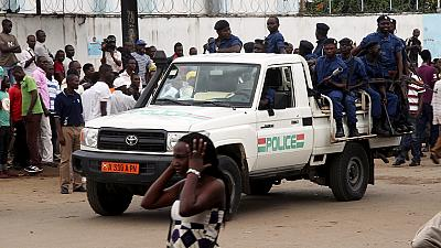 Burundian minister shot dead in Bujumbura, AU chief calls for justice