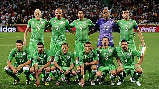 Algeria names AFCON 2017 team