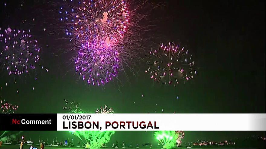 Neujahr in Protugal