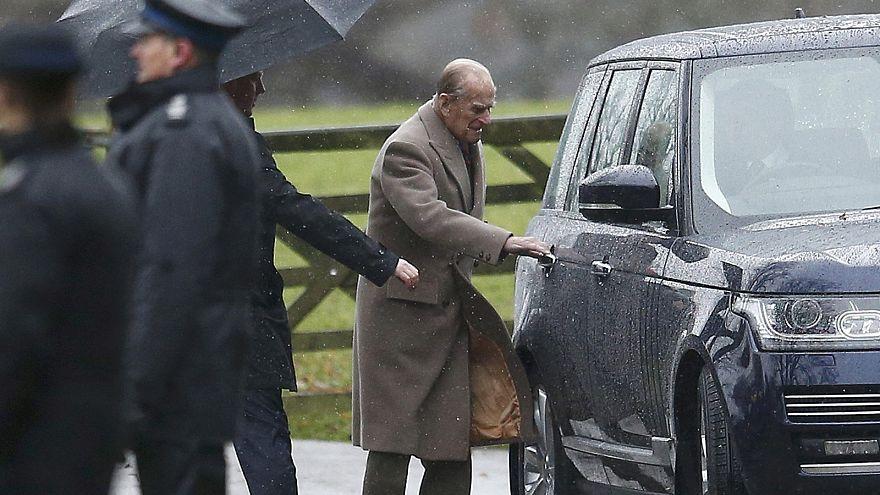 Sorgen um die Queen: Schwere Erkältung