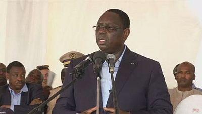 Sénégal: Macky Sall promet une électricité moins chère en 2017