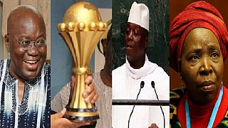 January 2017 Preview: Ghana's new prez, new AU chief, AFCON starts, Jammeh to go?