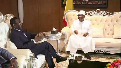 Mali's President calls for dialogue amid rising insecurity