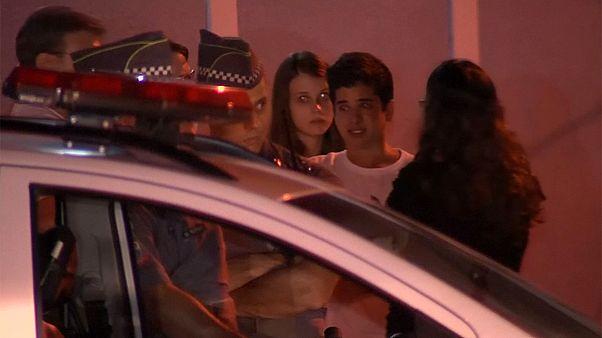 Un hombre mata a doce personas en una fiesta de fin de año en Brasil