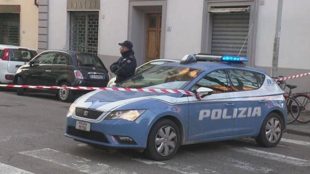 Herido un artificiero italiano durante el examen de un artefacto explosivo colocado frente a un centro fascista en Florencia