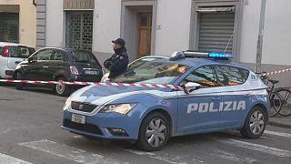 Bomba robbant Firenzében