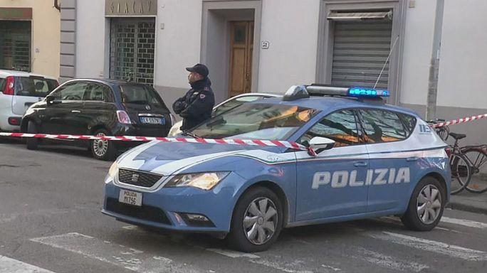 إصابة شرطي بجروح عند تفكيك عبوة ناسفة في فلورنسيا