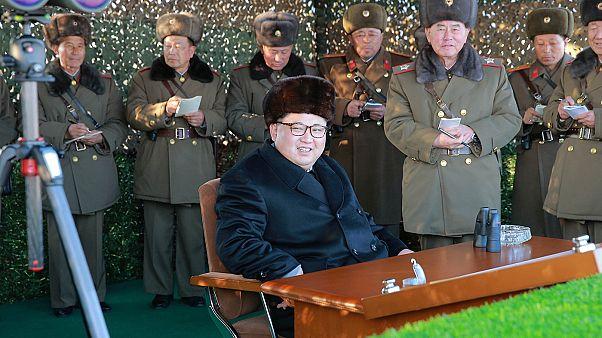 Nordkoreas Machthaber will Interkontinentalrakete testen