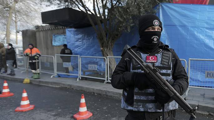 IS-Miliz bekennt sich zu Anschlag auf Istanbuler Tanzclub