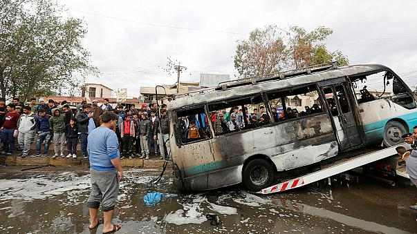 Újabb véres merénylet Irakban