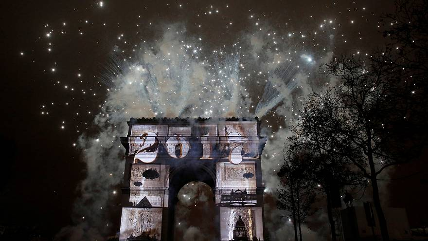 Paris welcomes 2017