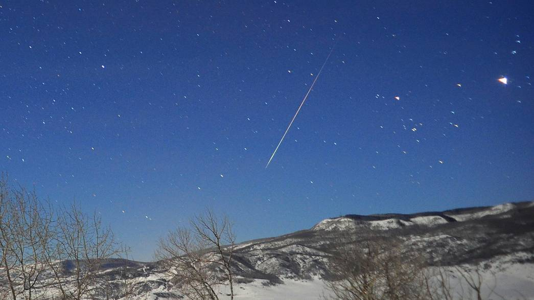 This week meet the Quadrantids: 2017's first meteor shower