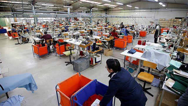 Indústria da zona euro fecha ano em alta