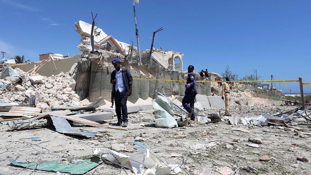 Three die in Somali militant attack