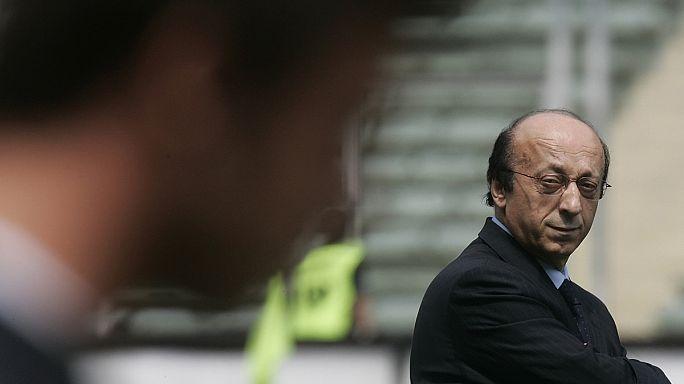 """Juventus, Moggi attacca: """"Calciopoli? E' l'alibi delle squadre perdenti"""""""