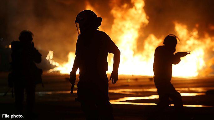 Véres lázadás tört ki egy brazil börtönben