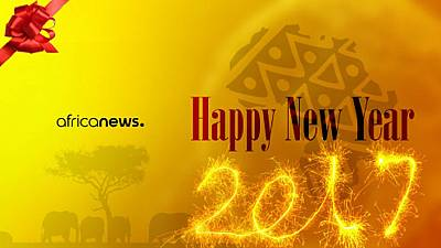Africanews vous souhaite une bonne année 2017