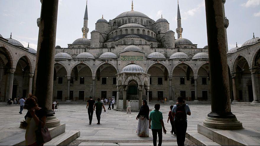 """Türkei-Tourismus nach Anschlägen in der Krise - """"nun, ich bin ein bisschen nervös, muss ich zugeben."""""""
